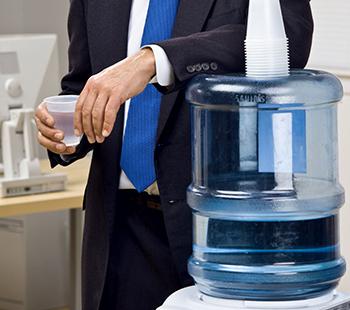 Вода в офисе как часть имиджа компании