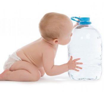 вода для детского питания